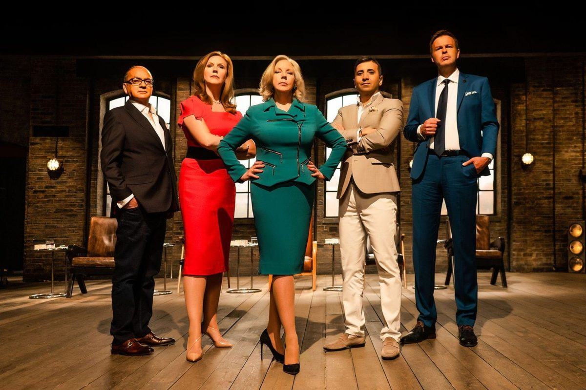 WOOBRO Website Design Receives Three Offers From Dragons' Den Investors