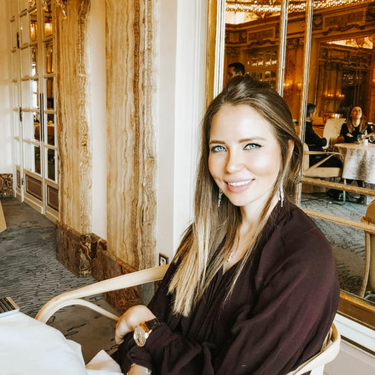 The life of an entrepreneur: Interview with Tatiana  from RESTORK